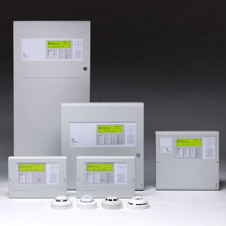 fire alarm systems panels for business
