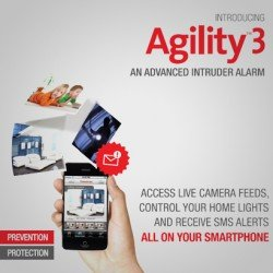 agility 3 burglar alarm
