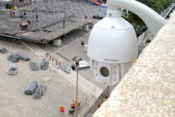 CCTV External Camera from HikVision Malta