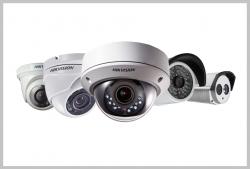 CCTV Camera range from HikVision Malta