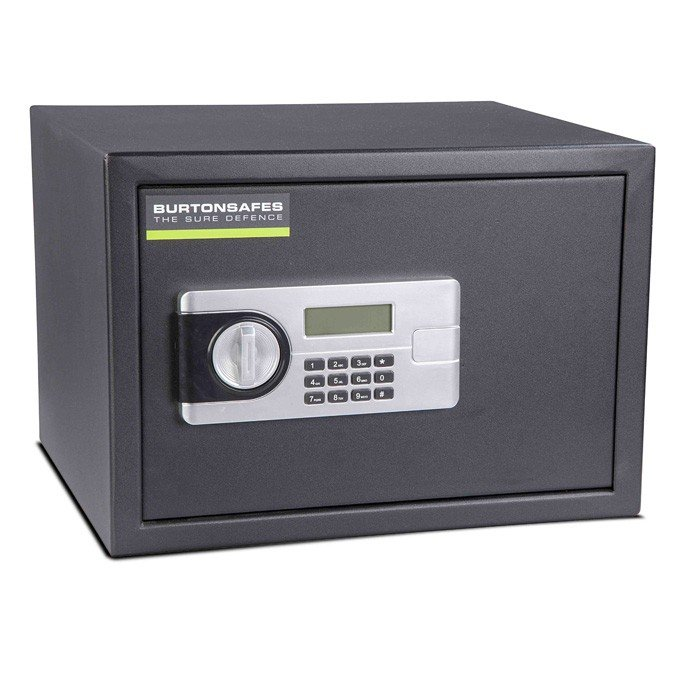 Closed Electronic Safe